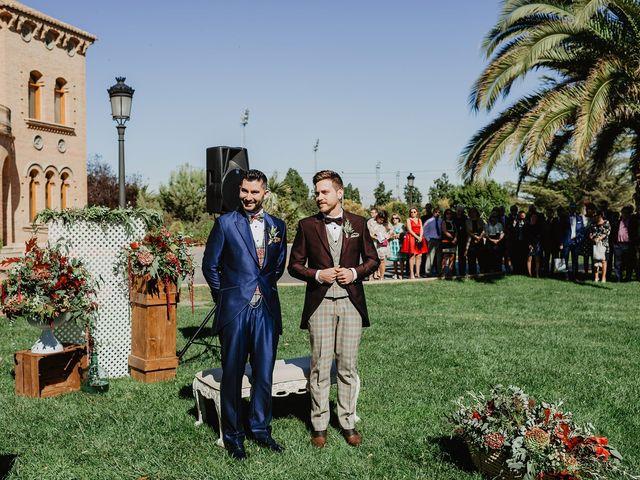 La boda de Dani y Carlos en Alquerías Del Niño Perdido, Castellón 28