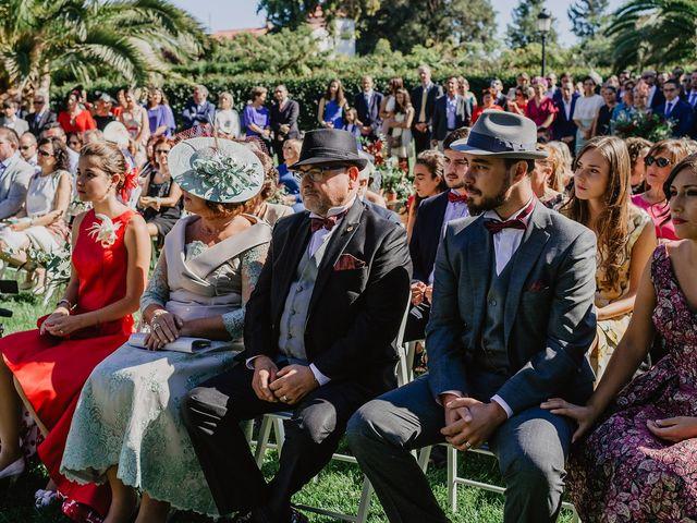 La boda de Dani y Carlos en Alquerías Del Niño Perdido, Castellón 29