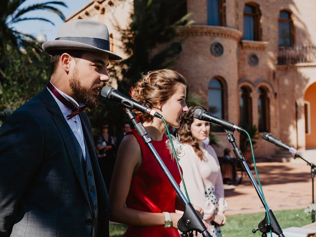 La boda de Dani y Carlos en Alquerías Del Niño Perdido, Castellón 30