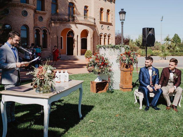 La boda de Dani y Carlos en Alquerías Del Niño Perdido, Castellón 31