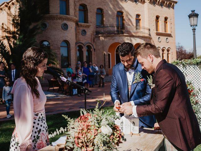 La boda de Dani y Carlos en Alquerías Del Niño Perdido, Castellón 33
