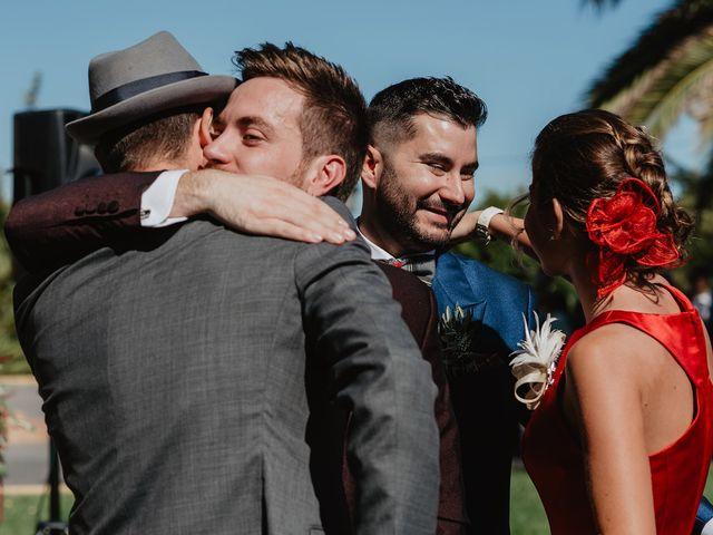 La boda de Dani y Carlos en Alquerías Del Niño Perdido, Castellón 34