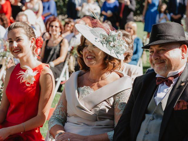 La boda de Dani y Carlos en Alquerías Del Niño Perdido, Castellón 35