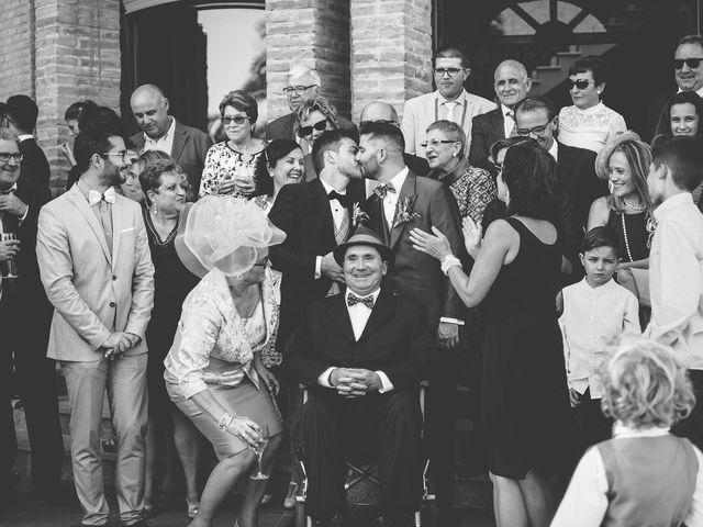 La boda de Dani y Carlos en Alquerías Del Niño Perdido, Castellón 41