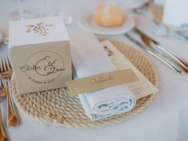 La boda de Dani y Carlos en Alquerías Del Niño Perdido, Castellón 46