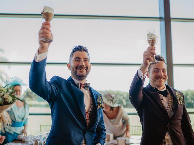 La boda de Dani y Carlos en Alquerías Del Niño Perdido, Castellón 47