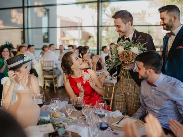 La boda de Dani y Carlos en Alquerías Del Niño Perdido, Castellón 55