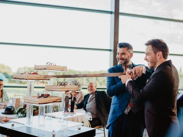 La boda de Dani y Carlos en Alquerías Del Niño Perdido, Castellón 56