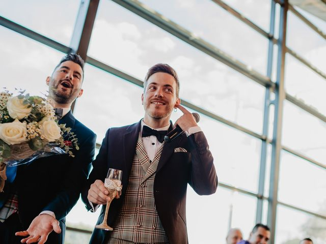 La boda de Dani y Carlos en Alquerías Del Niño Perdido, Castellón 58