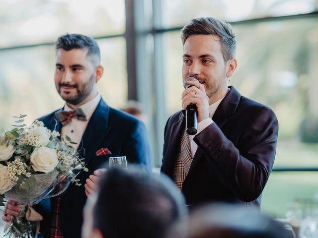 La boda de Dani y Carlos en Alquerías Del Niño Perdido, Castellón 59