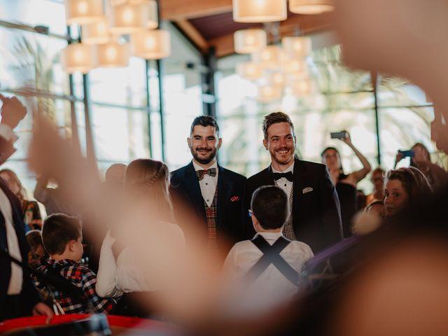 La boda de Dani y Carlos en Alquerías Del Niño Perdido, Castellón 60