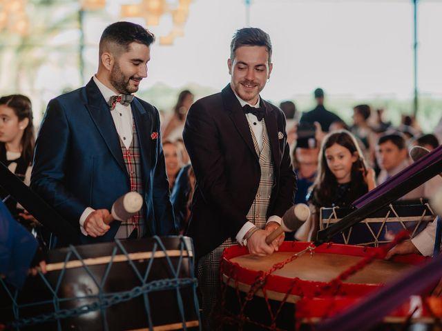 La boda de Dani y Carlos en Alquerías Del Niño Perdido, Castellón 61