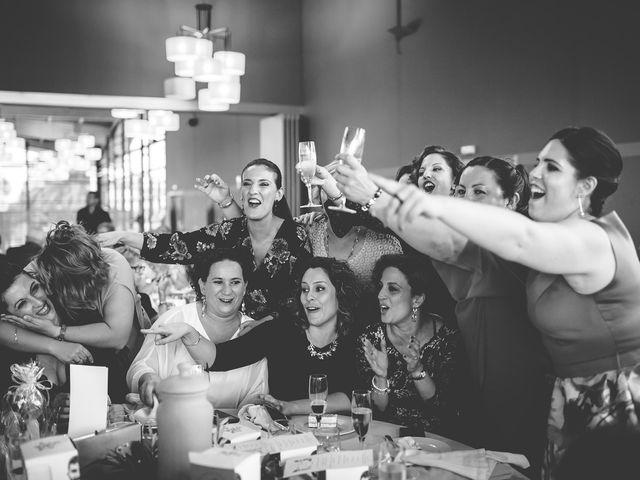 La boda de Dani y Carlos en Alquerías Del Niño Perdido, Castellón 66