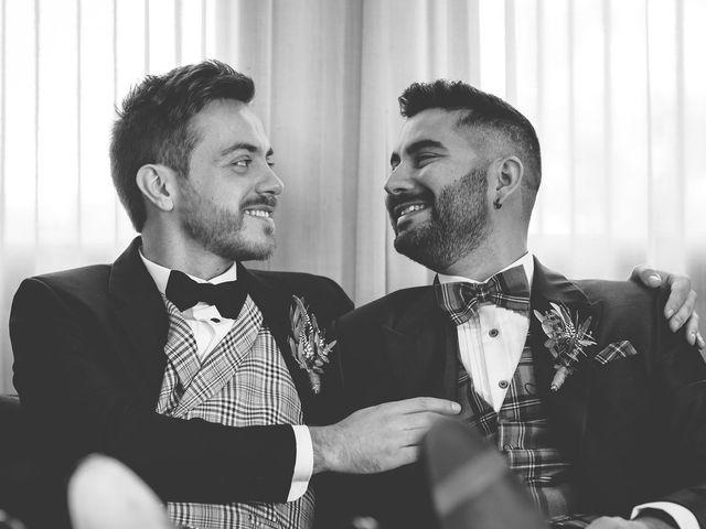 La boda de Dani y Carlos en Alquerías Del Niño Perdido, Castellón 68