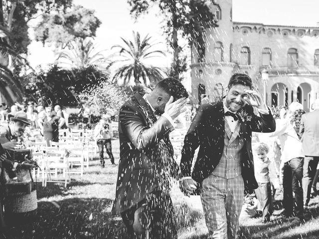 La boda de Dani y Carlos en Alquerías Del Niño Perdido, Castellón 69