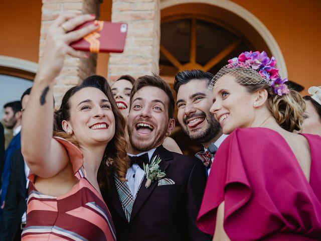 La boda de Dani y Carlos en Alquerías Del Niño Perdido, Castellón 70