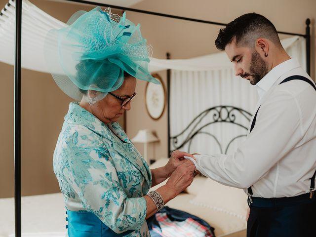 La boda de Dani y Carlos en Alquerías Del Niño Perdido, Castellón 73