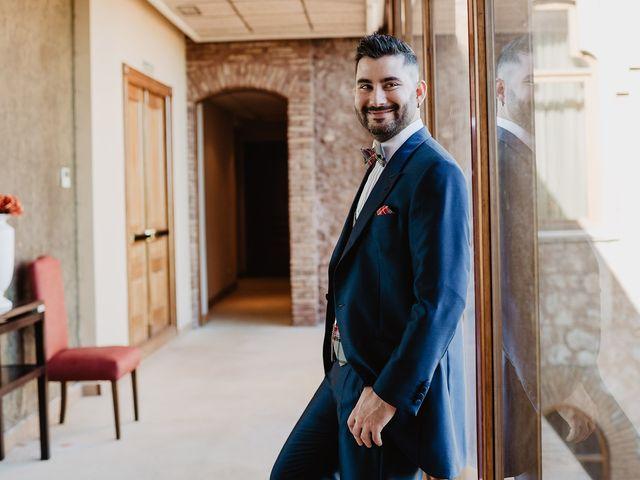 La boda de Dani y Carlos en Alquerías Del Niño Perdido, Castellón 84