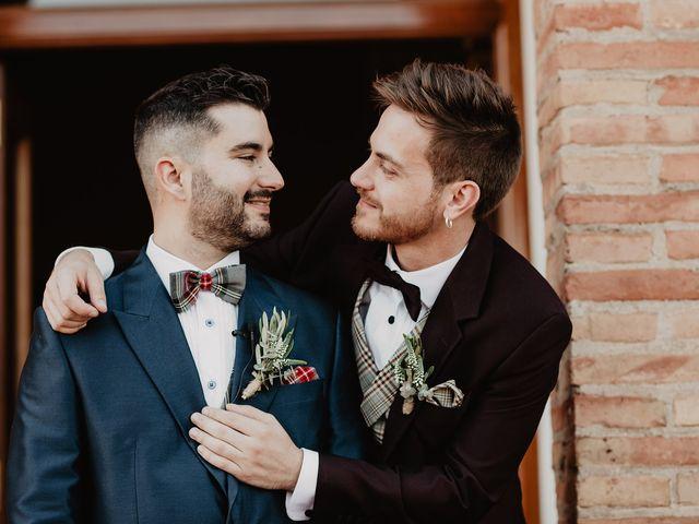La boda de Dani y Carlos en Alquerías Del Niño Perdido, Castellón 86