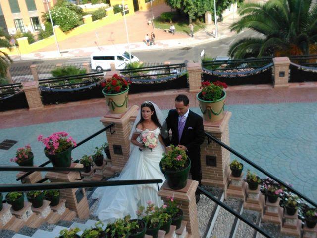 La boda de Carlos y Guadalupe en Torremolinos, Málaga 1