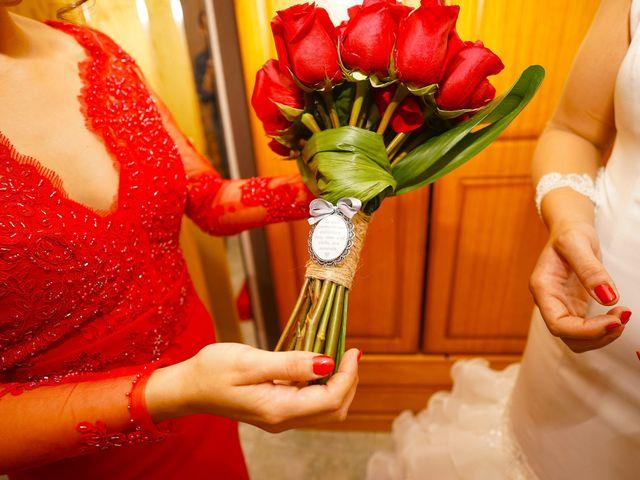 La boda de Sergio y María en Calamonte, Badajoz 14