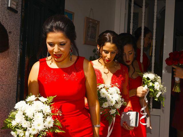 La boda de Sergio y María en Calamonte, Badajoz 15