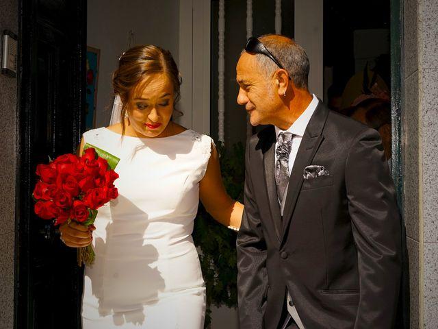 La boda de Sergio y María en Calamonte, Badajoz 16
