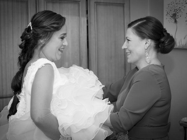 La boda de Sergio y María en Calamonte, Badajoz 19