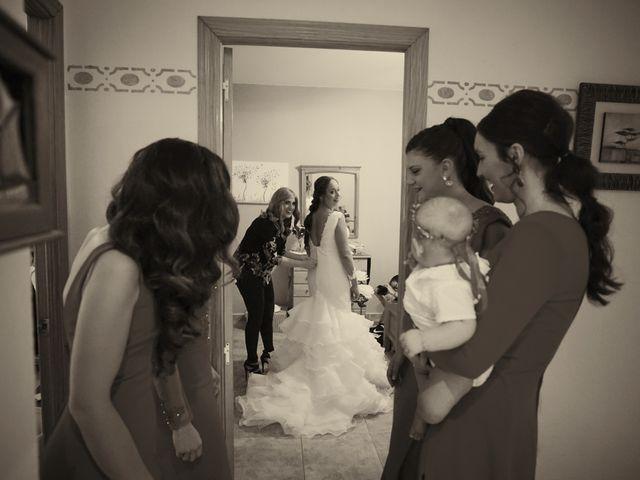 La boda de Sergio y María en Calamonte, Badajoz 20