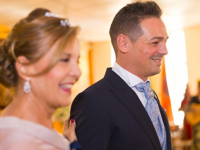 La boda de Sergio y María en Calamonte, Badajoz 23