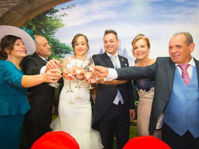 La boda de Sergio y María en Calamonte, Badajoz 26