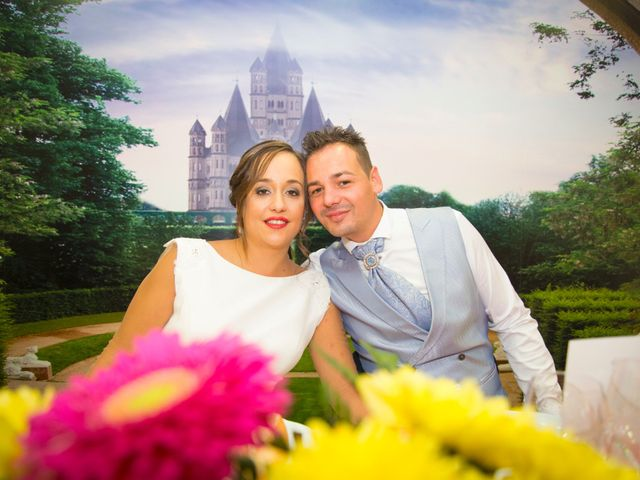 La boda de Sergio y María en Calamonte, Badajoz 27