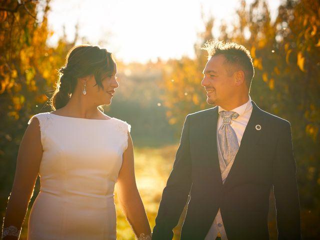 La boda de Sergio y María en Calamonte, Badajoz 31