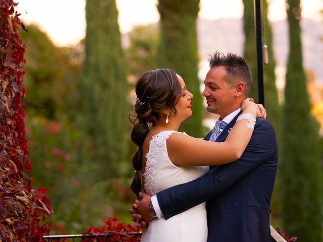 La boda de Sergio y María en Calamonte, Badajoz 32