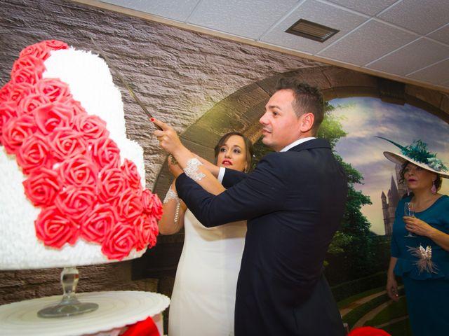 La boda de Sergio y María en Calamonte, Badajoz 34
