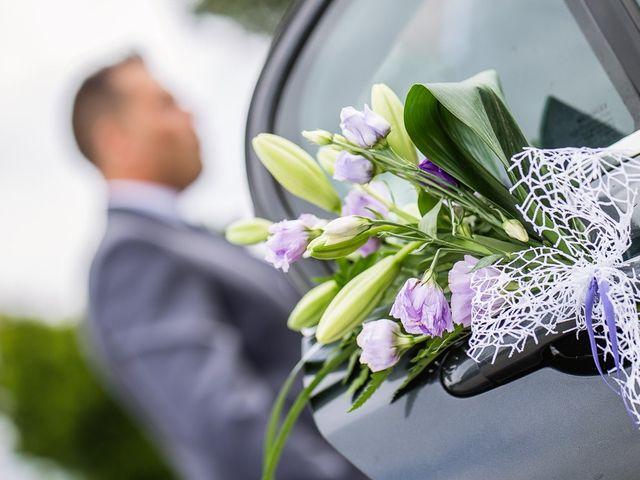 La boda de Mikel y Miren en Lezama, Álava 1