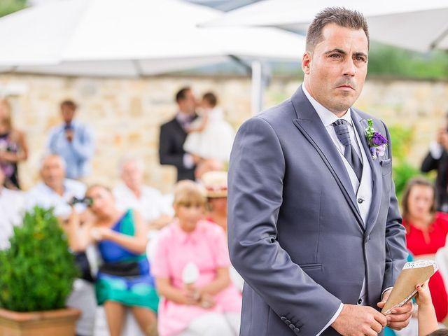 La boda de Mikel y Miren en Lezama, Álava 8