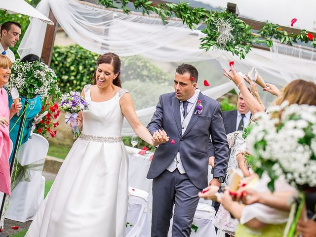 La boda de Mikel y Miren en Lezama, Álava 11