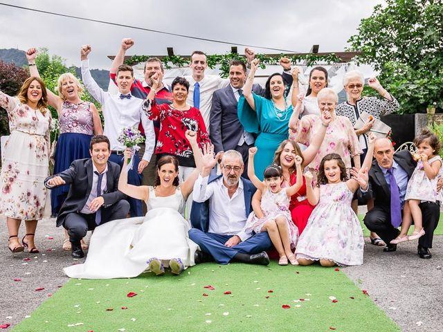 La boda de Mikel y Miren en Lezama, Álava 16