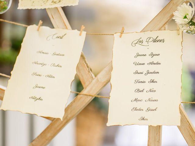 La boda de Mikel y Miren en Lezama, Álava 17