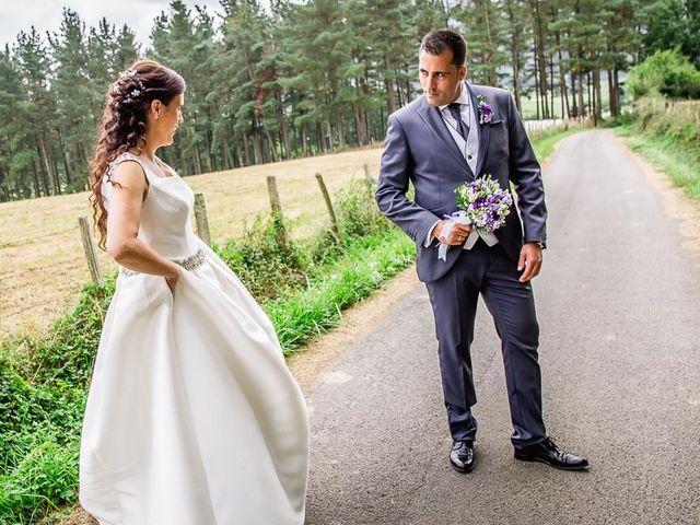 La boda de Mikel y Miren en Lezama, Álava 21