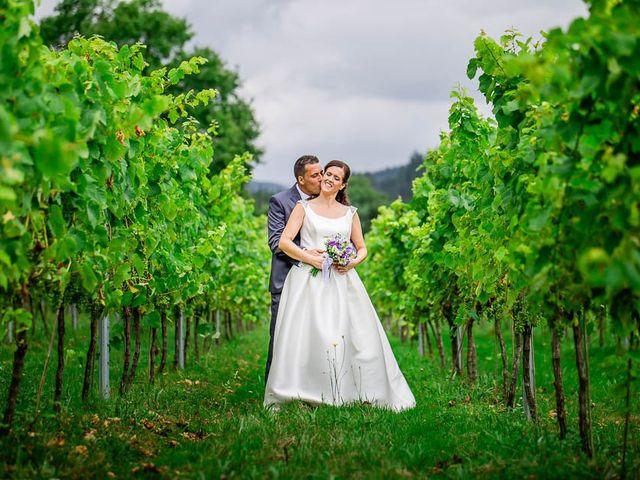 La boda de Mikel y Miren en Lezama, Álava 23