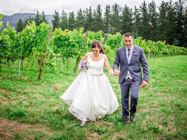 La boda de Mikel y Miren en Lezama, Álava 24