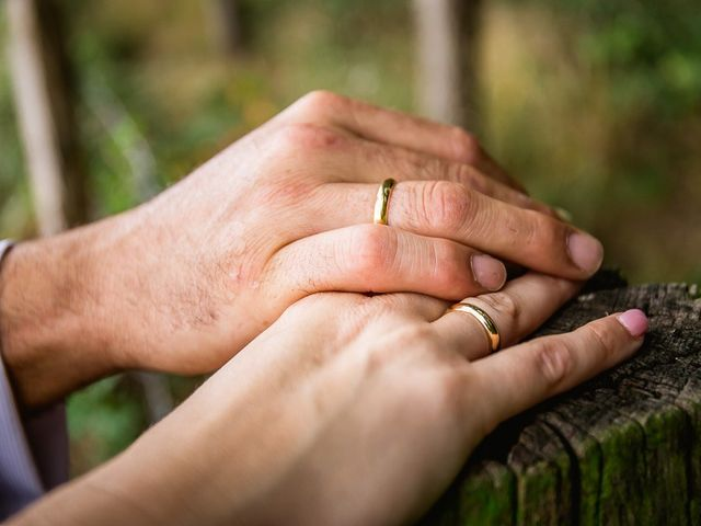 La boda de Mikel y Miren en Lezama, Álava 28