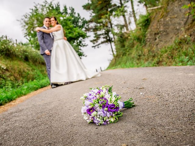 La boda de Mikel y Miren en Lezama, Álava 29