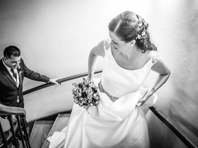 La boda de Mikel y Miren en Lezama, Álava 35
