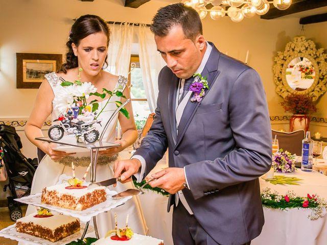 La boda de Mikel y Miren en Lezama, Álava 36