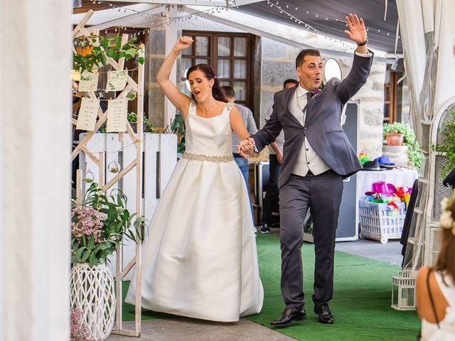 La boda de Mikel y Miren en Lezama, Álava 45