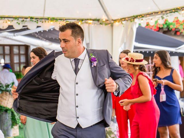 La boda de Mikel y Miren en Lezama, Álava 46