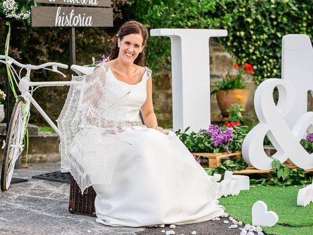 La boda de Mikel y Miren en Lezama, Álava 47